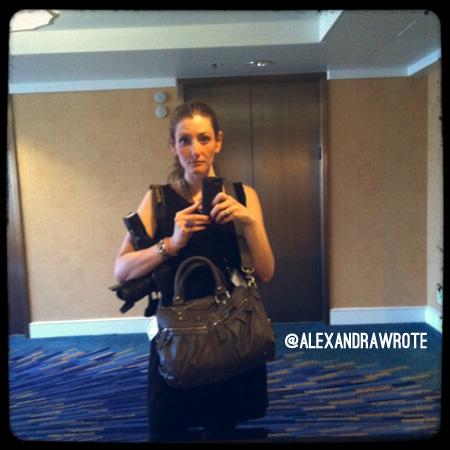 alexandra blogher'11 reflection