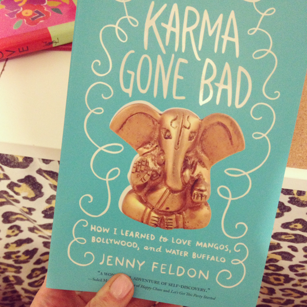 karma gone bad book