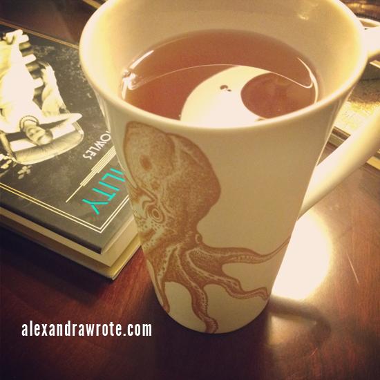 tea alexandrawrote instagram