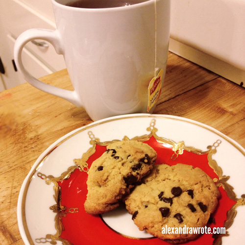 favorite allergy free cookie recipe tea alexandra wrote